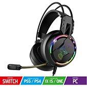 Casque gamer Spirit Of Gamer PRO H7 RGB  PC/PLAYSTATION/XBOX/SWITCH