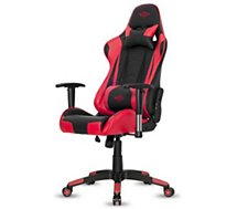Fauteuil Gamer Spirit Of Gamer  Demon Rouge