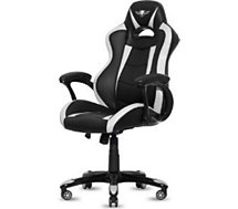Fauteuil Gamer Spirit Of Gamer  Racing Blanc