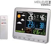 Station météo La Crosse WS6826WHI silver