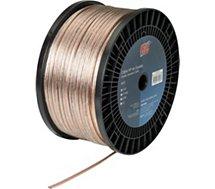 Câble enceinte Real Cable HP 1.50 OFC CU+SPC Blister /15m