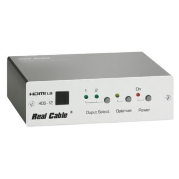 Real Cable HDMI 1E/2S 1080P