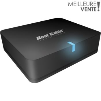 Real Cable Bluetooth Stéréo