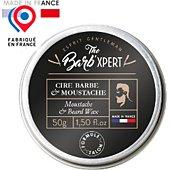 Cire barbe et moustache Barb Expert à barbe 50gr