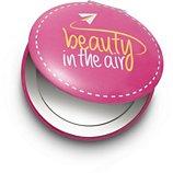 Miroir Beauty In The Air  de poche coloré