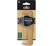 Peigne Elite démélant en bois