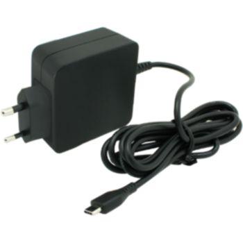 dlh secteur usb type c 45w power delivery chargeur pc. Black Bedroom Furniture Sets. Home Design Ideas
