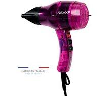 Sèche cheveux Velecta Paramount  TGR 3600-XS fuchsia translucide 1740w