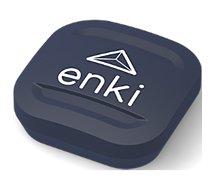 Bouton connecté Enki 3 FONCTIONS NOIR