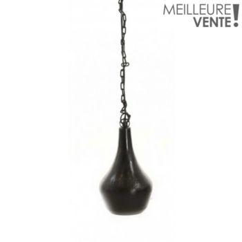 . Petit modèle BELL Noir LAMP-BELL/PM