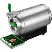 Tireuse à bière Krups YY2837FD The Sub Heineken Aluminium