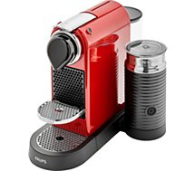 Nespresso Krups  CITIZ & MILK ROUGE YY4116FD