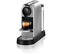 Nespresso Krups  CITIZ SILVER YY4118FD