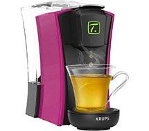 Machine à thé Krups Spécial.T MINI T YY4123FD Fushia