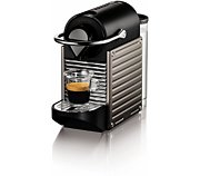 Krups Nespresso Krups YY4127FD Pixie titane