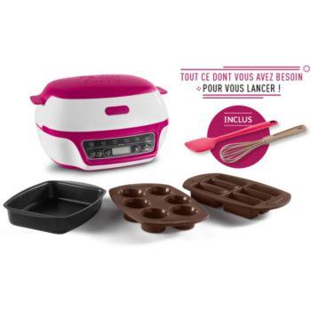 Tefal Cake Factory Starter Kit Y4377FB
