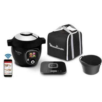 Moulinex Cookeo+ Mega Connect  + kit moule et sac