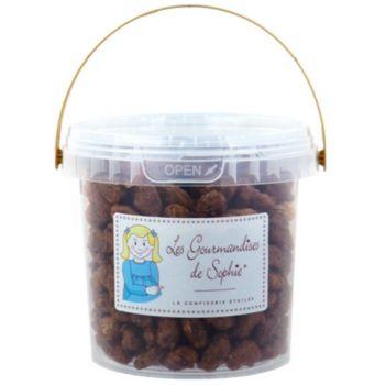 Gourmandises Sophie Seau Cacahuètes grillées sucrées