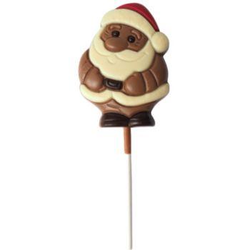 Gourmandises Sophie chocolat pere noel