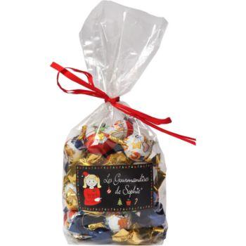 Gourmandises Sophie confiseur melange chocolat Noel