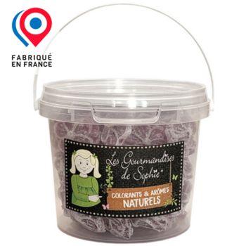 Gourmandises Sophie Mini seau Impulse naturels Violette
