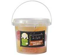 Bonbons Gourmandises Sophie  Mini seau Impulse Mix fruits