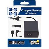 Chargeur Under Control Chargeur PS Vita - PSP