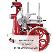 Trancheuse manuelle Wismer WMR250 Rouge