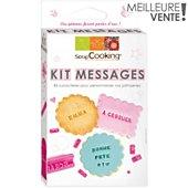 Kit Pâtisserie Scrapcooking messages
