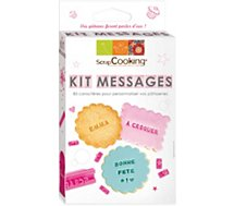 Kit Pâtisserie Scrapcooking  messages