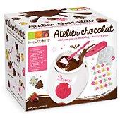 Coffret Scrapcooking Atelier chocolat