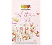 Emporte pièces Scrapcooking  Letter cake