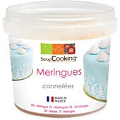 POT Scrapcooking meringues cannelees 40g