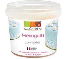Meringues Scrapcooking  meringues cannelees 40g