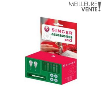 Singer Kit Canettes/Aiguilles