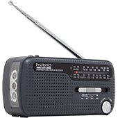 Radio analogique Muse MH-07 DS
