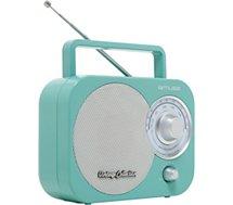 Radio analogique Muse M-055RG Verte