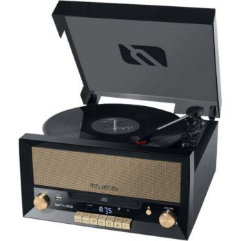 Muse vinyle MT-110B noire