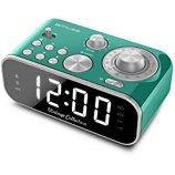 Radio réveil Muse  M-18 vert