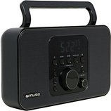Radio Muse  M-091 R noir