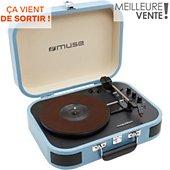 Platine vinyle Muse M-201 BTB