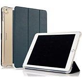 Coque Ibroz Antichoc + Smart Cover  iPAD 9.7 Noir