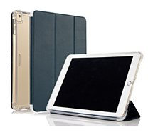 Coque Ibroz Antichoc + Smart Cover  iPAD 9.7 Noir