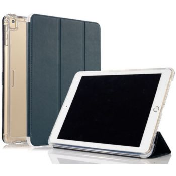 Ibroz Antichoc + Smart Cover  iPAD 9.7 Noir