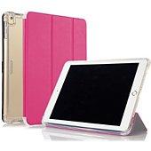 Coque Ibroz Antichoc + Smart Cover  iPAD 9.7 Rose