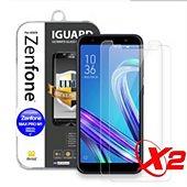 Protège écran Ibroz ZenFone 4 Max M1 Verre trempé x2