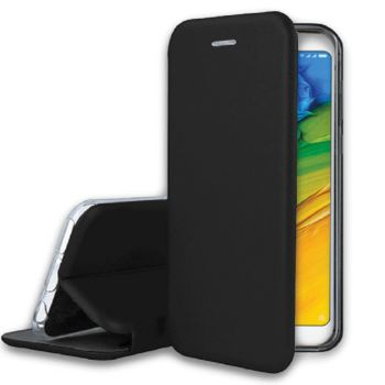 Ibroz Xiaomi Redmi Note 5 Cuir noir