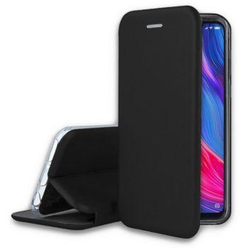 Ibroz Xiaomi Mi 8 Cuir noir