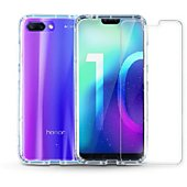 Pack Ibroz Honor 10 Phantom Coque + Verre trempé