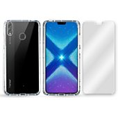 Pack Ibroz Honor 8x Coque + Verre trempé